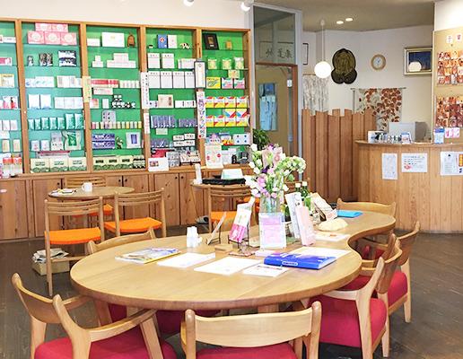 写真:トシモリ薬局内観写真