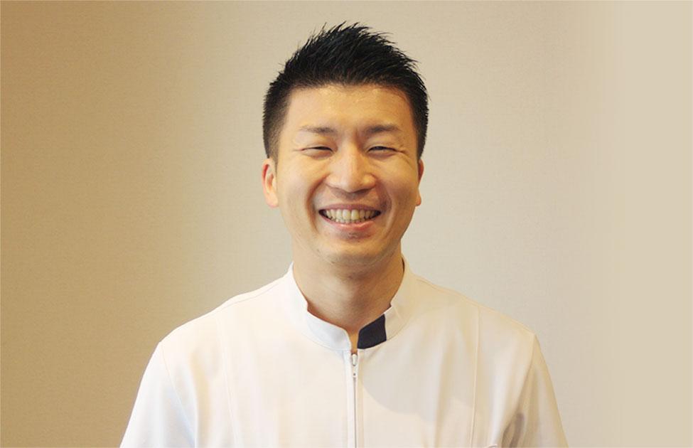 顔写真:トシモリ薬局スタッフ 歳森 和明