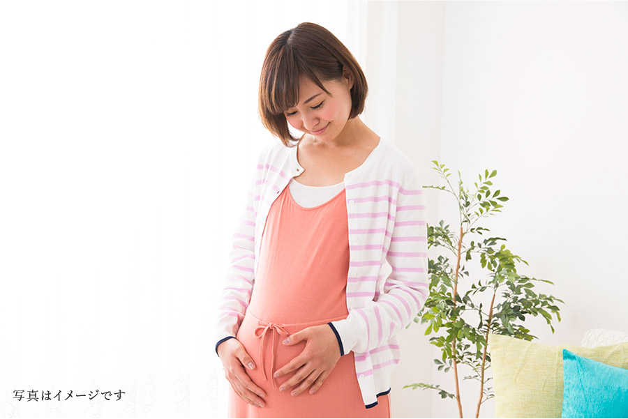 福岡に宅急便で漢方等をお送りし、自然妊娠