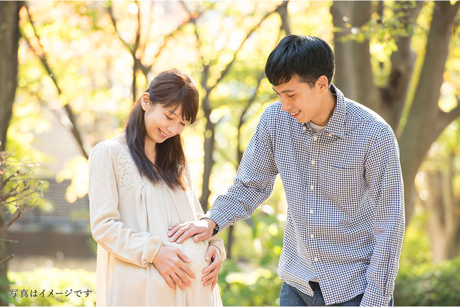 岡山県29歳、月経周期42日目の排卵で自然妊娠